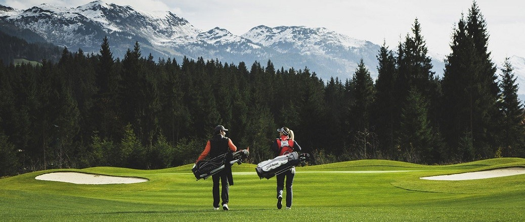 Golf in Tirol