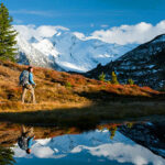 Indian Summer in de Alpen