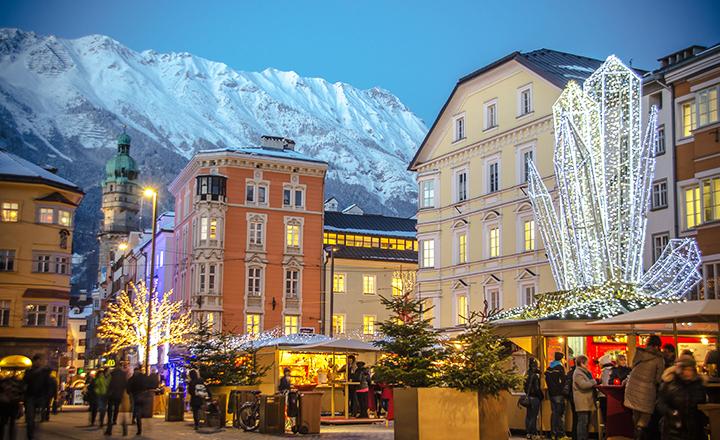 Innsbruck-kerstmarkt