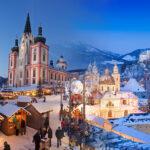Kerstshoppen in Oostenrijk