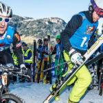 Fun Sport Events in de sneeuw