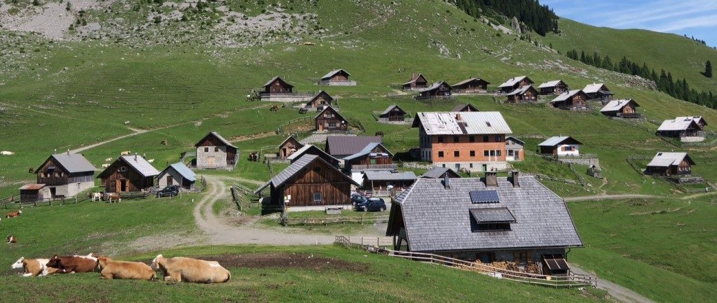 Alpe-Adria-Trail Circular Tour R03