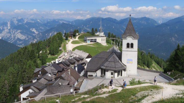 Alpe-Adria-Trail Circular Tour R04