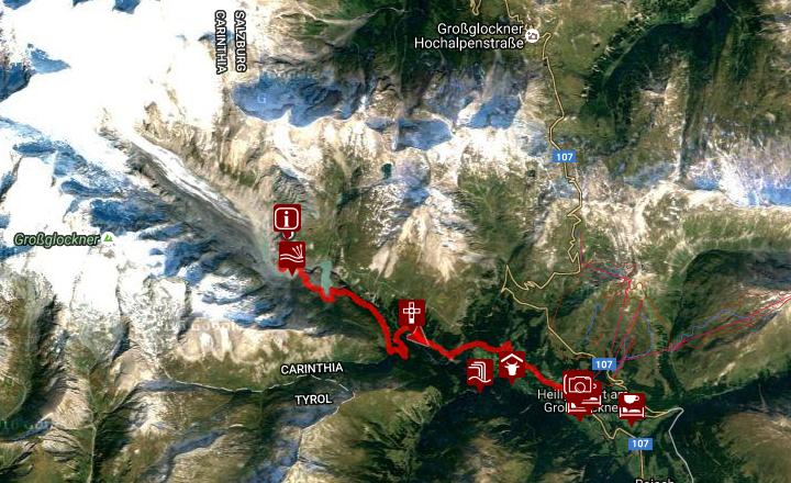 alpe-adria-trail-etappe-1-route