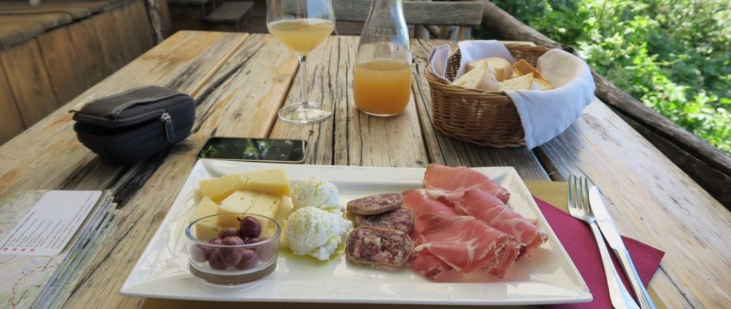 Alpe-Adria-Trail etappe E31
