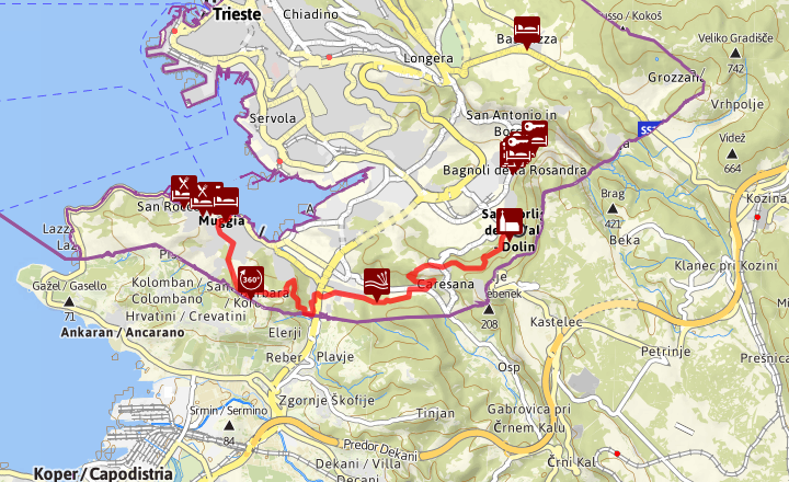 alpe-adria-trail-etappe-e37-route