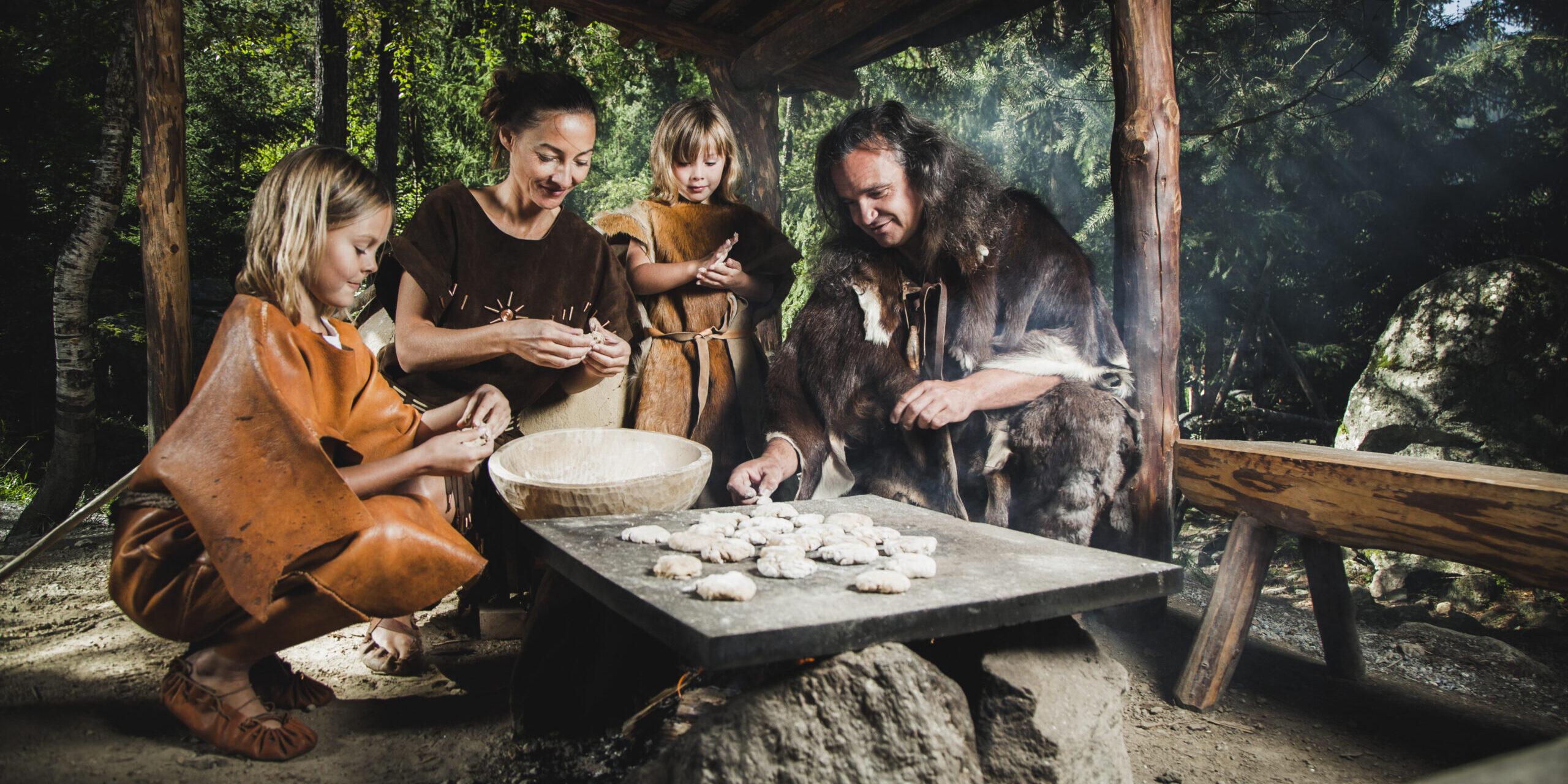 belevenisparken Ötzi-Dorf