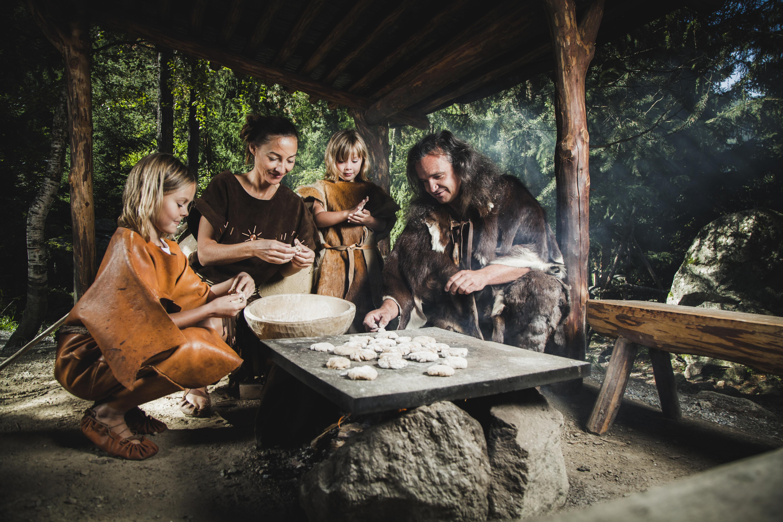 Ötzi-Dorf