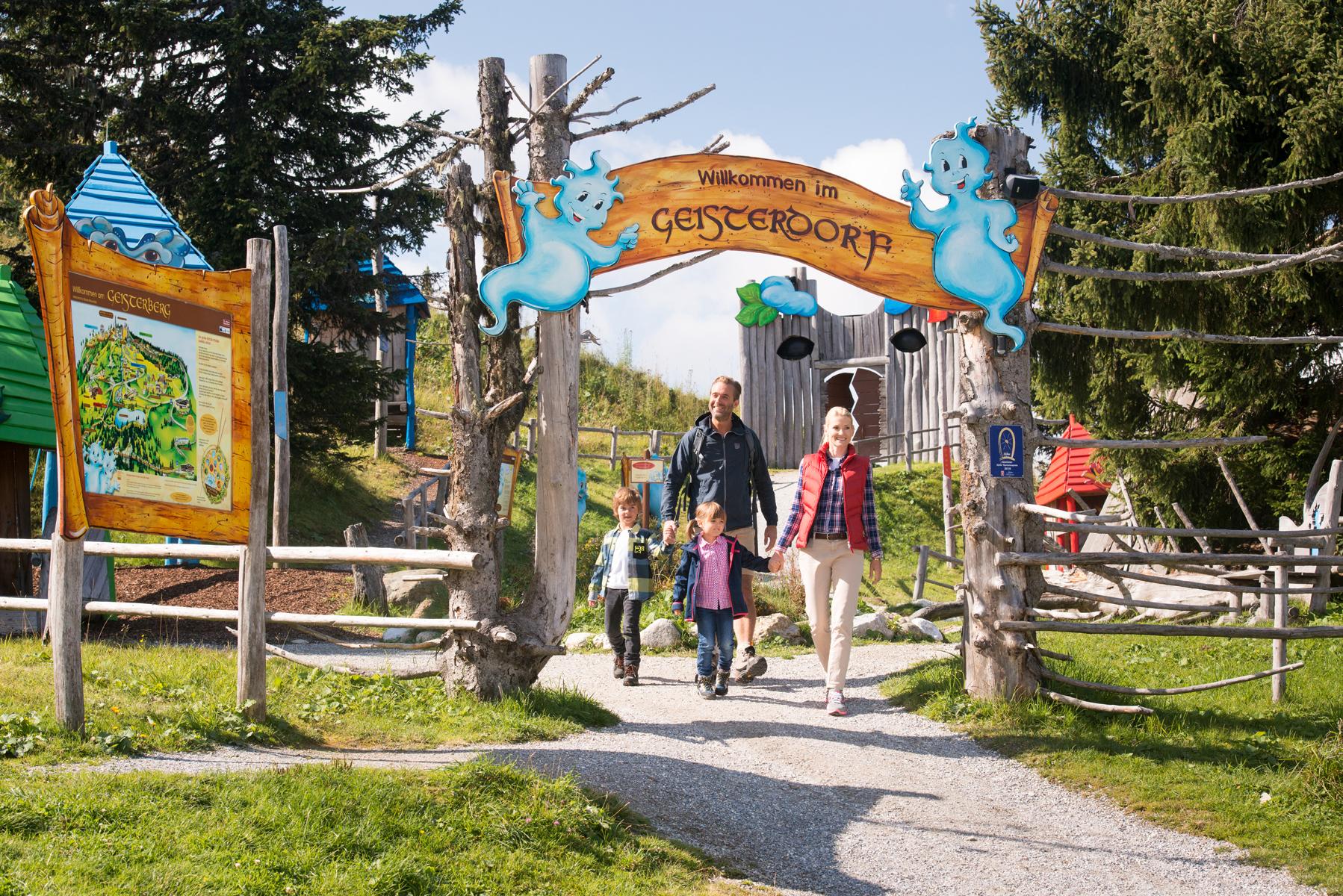 Avontuurpark Geisterdorf