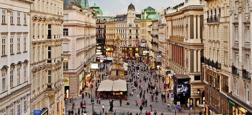Een dagje in Wenen