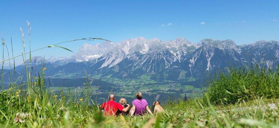 Gezinsvakantie in de Alpen