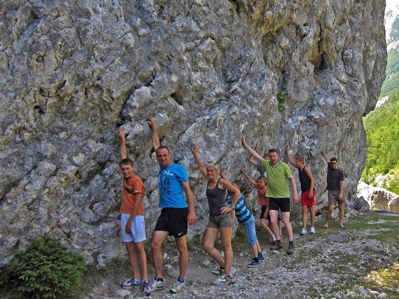 Klimmen en klauteren in Slovenië