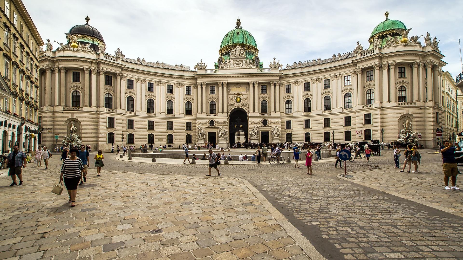 Paleis Hofburg