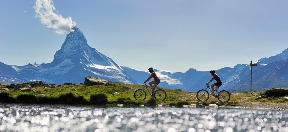 Bewonder het adembenemende Wallis met de fiets