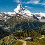 Wallis: uniek hooggebergte met imposant bergdecor in Zwitserland