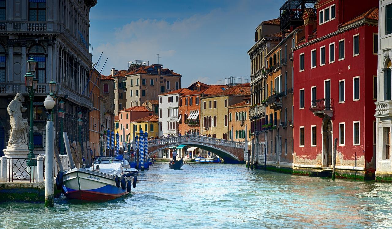 Uitstapje naar Venetië
