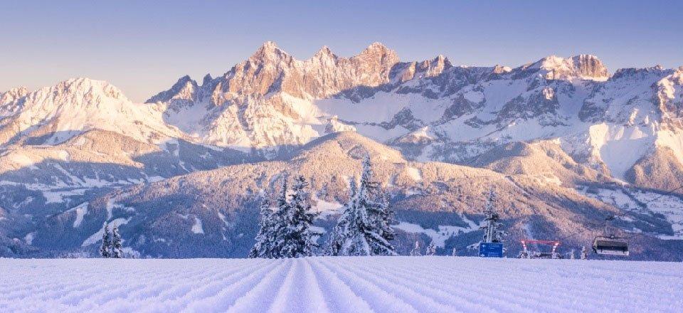 Skigebied Schladming-Dachstein