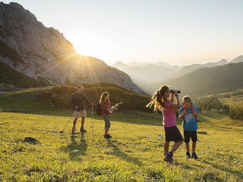 Plezier voor jong en oud in de Alpen