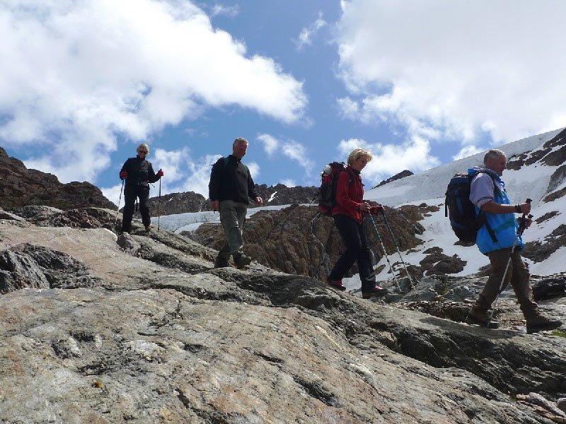 Stelvio National Park Trail