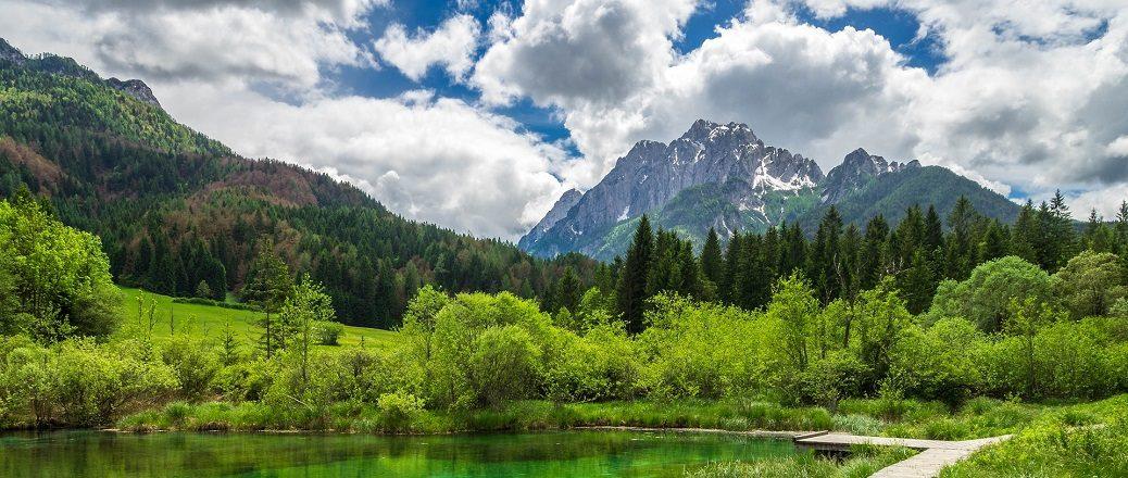 Mooiste plekken van Slovenië