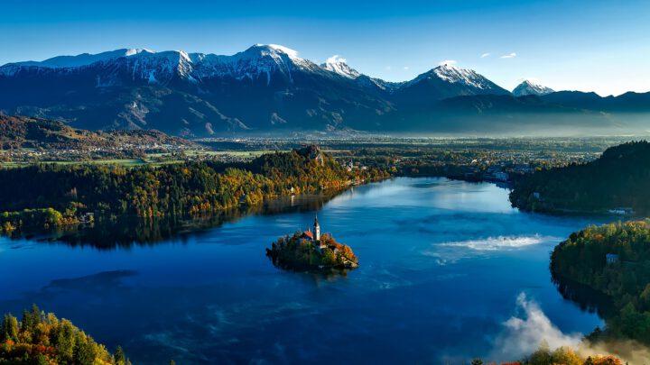 Meer in Bled