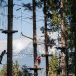 De 5 leukste klimparken in het Oostenrijkse Oberösterreich