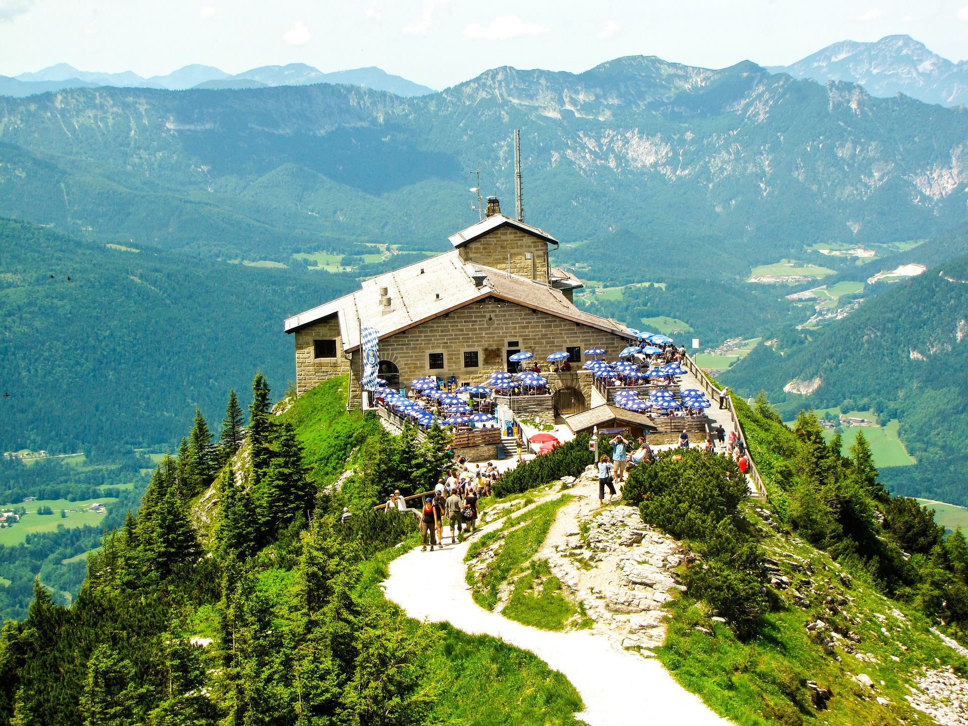 Het Kehlsteinhaus