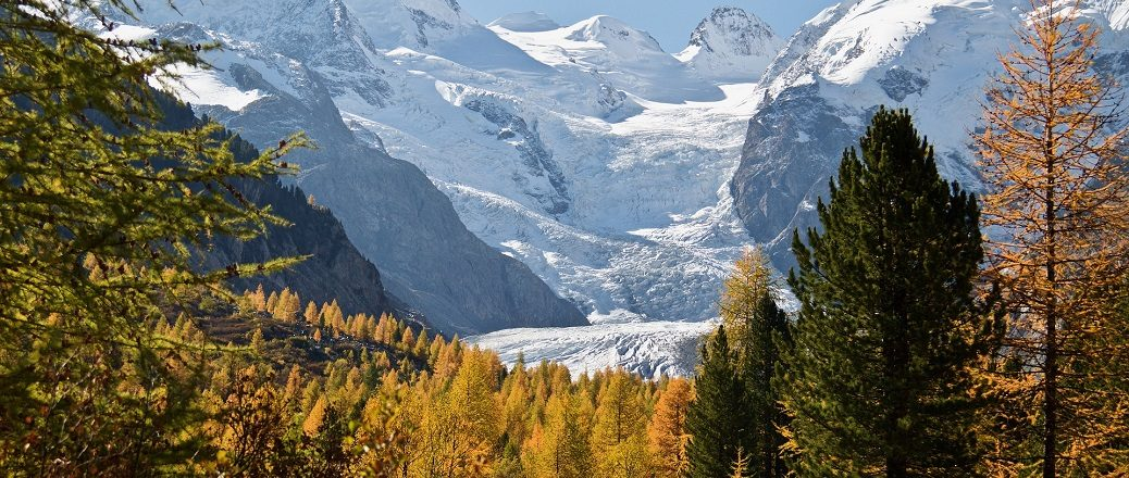 Indian summer Engadin