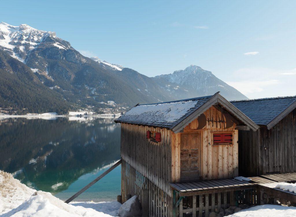 Sneeuwschoenwandelen in Oostenrijk