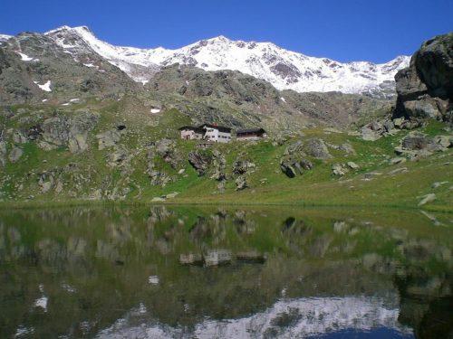 Val di Sole Italiaanse Alpen