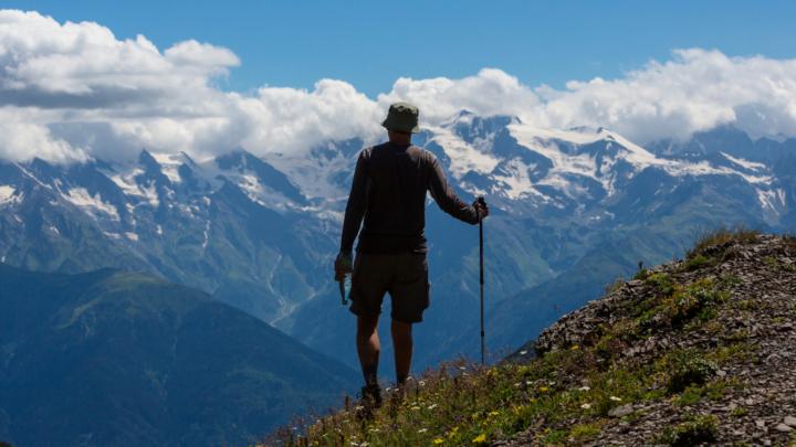 Bergwandeling Alpe Adria Trail