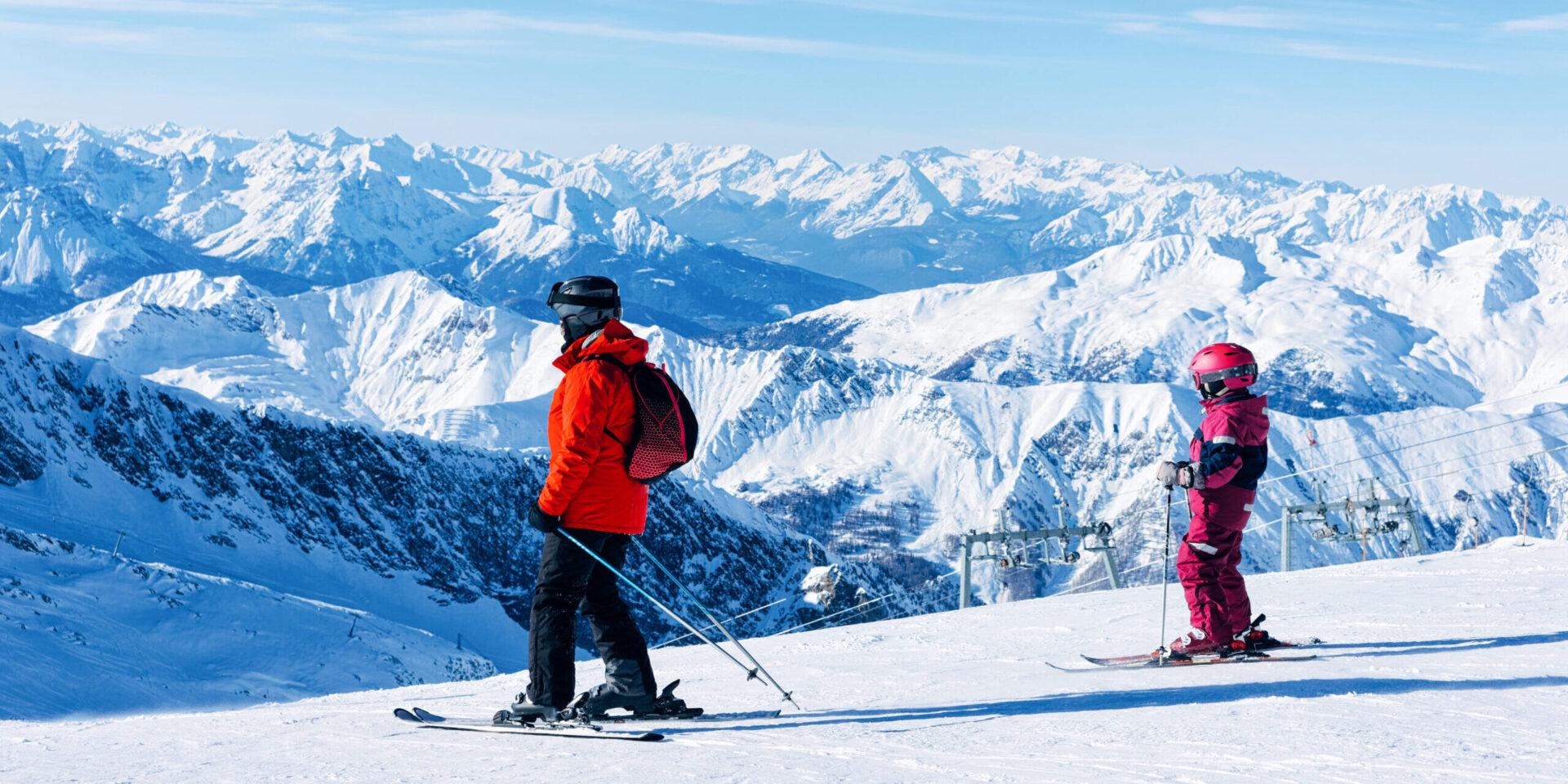 Skiën Hintertuxer Gletsjer Zillertal