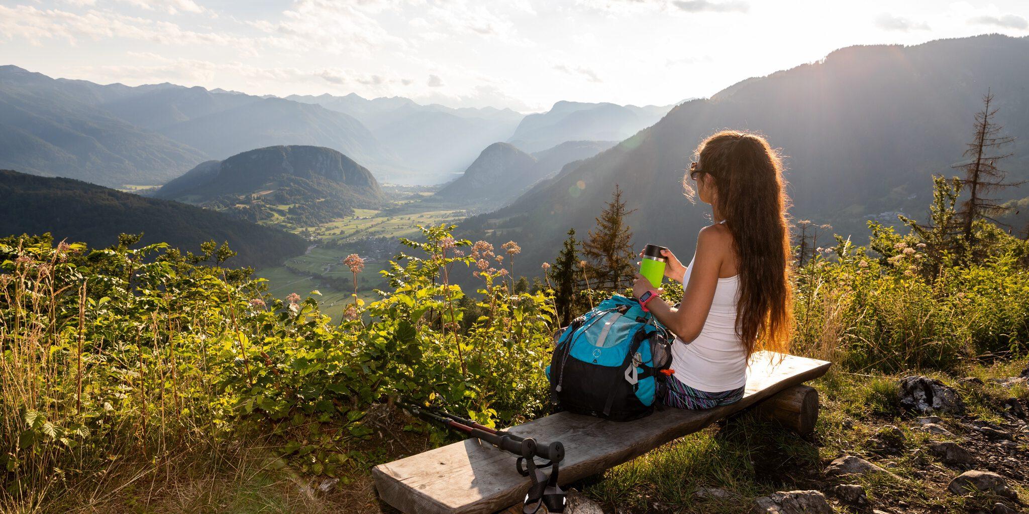 Juliana Trail uitzicht