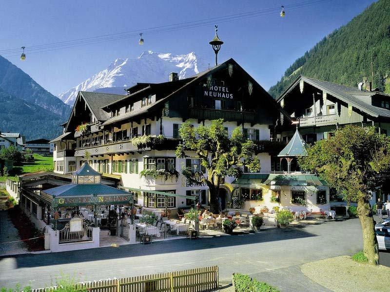 Veilig in Neuhaus Mayrhofen