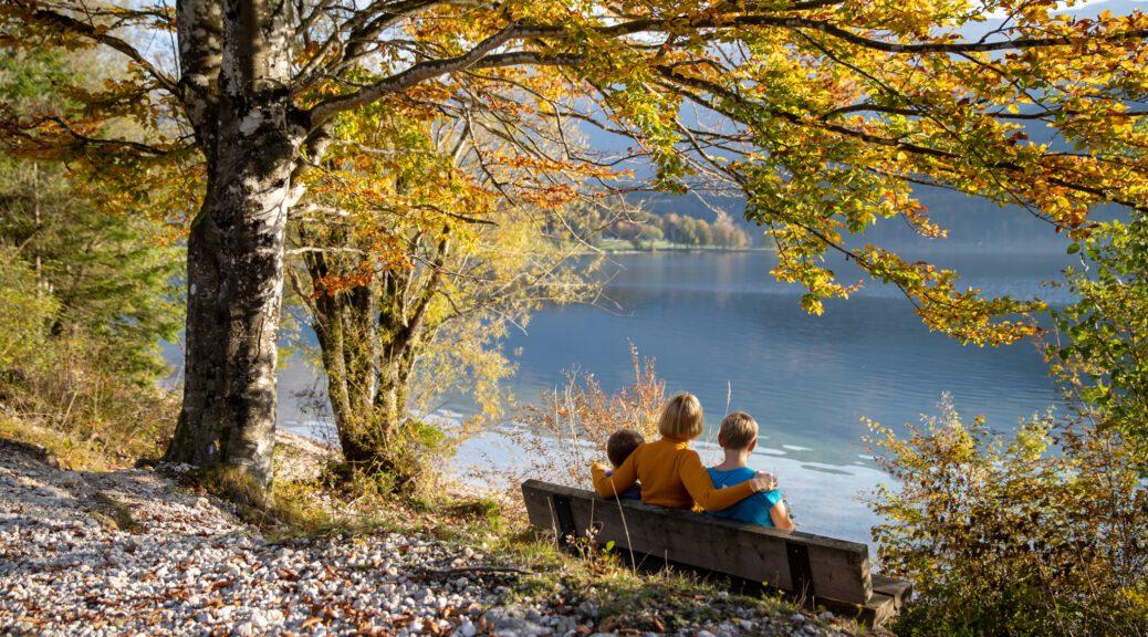 Juliana Trail Lake Bohinj