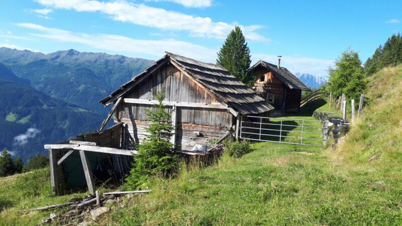 Etappe 4 Alpe Adria Trail
