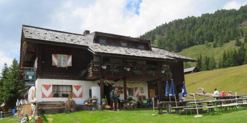 Etappe 3 Alpe Adria Afra