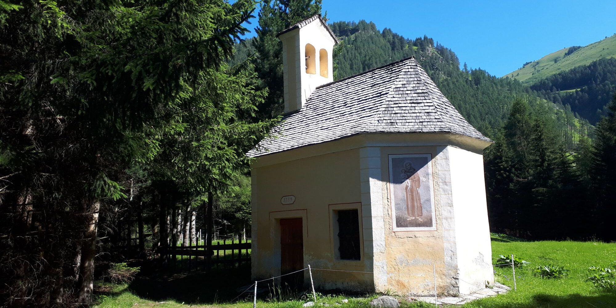 Alpe Adria Trail Etappe 2
