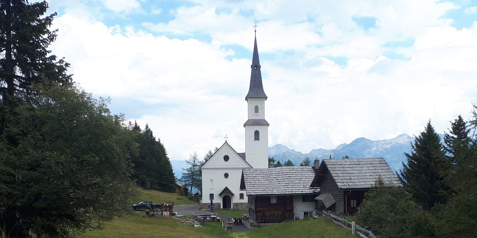 Alpe Adria Trail Etappe 3