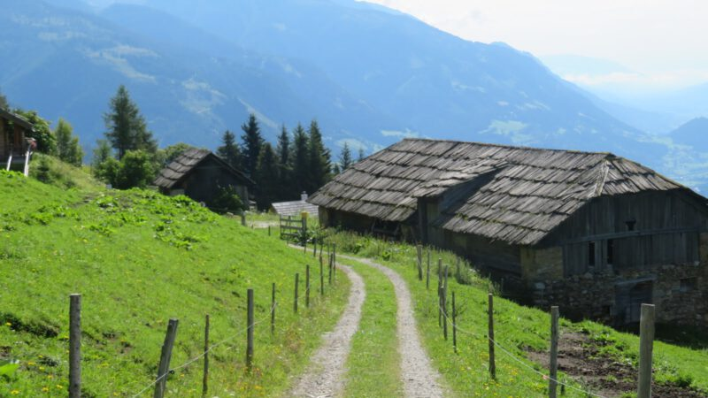 Etappe 6 Alpe Adria Trail