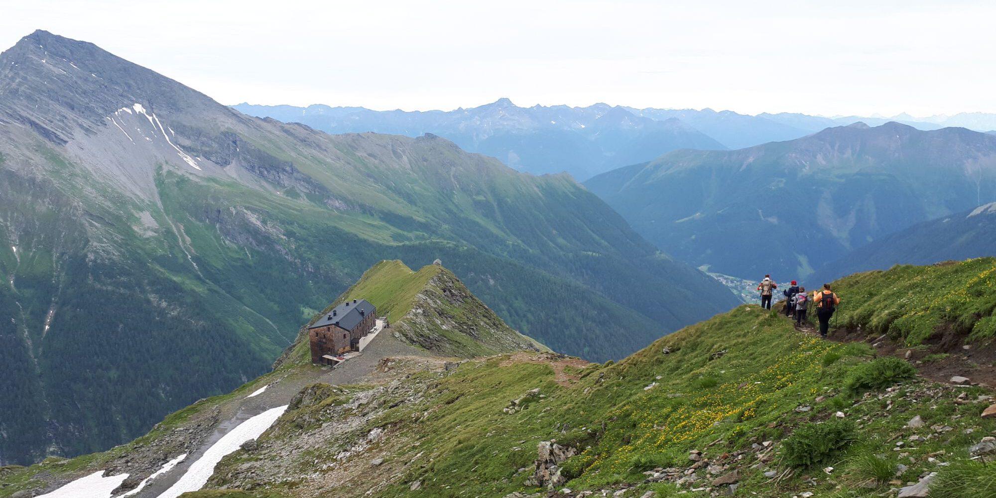 Alpe Adria Trail Etappe 7