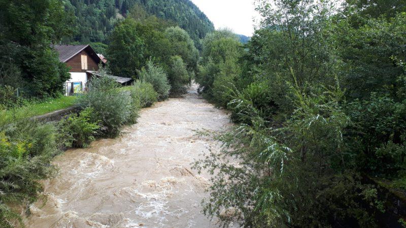 Etappe 14 Alpe Adria Trail