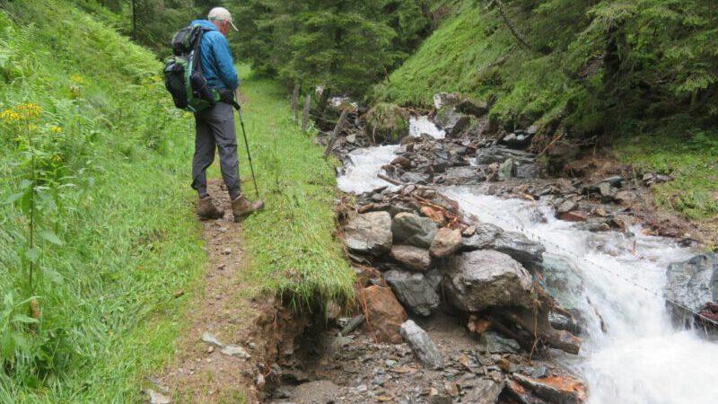 Etappe 15 Alpe Adria Trail