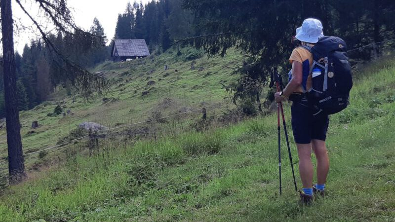 Etappe 18 Alpe Adria Trail