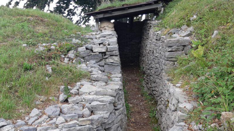 Etappe 27 Alpe Adria Trail