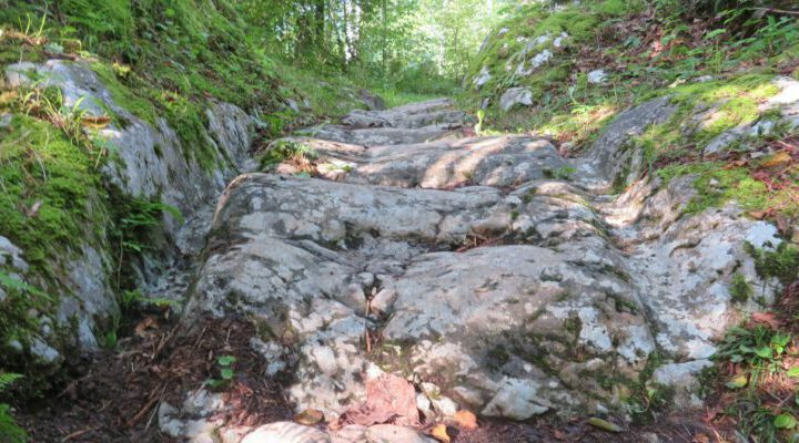 Etappe R02 Alpe Adria Trail