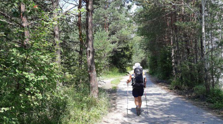 Etappe R01 Alpe Adria Trail