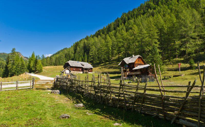 Alpe Adria Trail E14