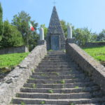Etappe 27 Alpe Adria Trail: Tolmin naar Tribil di Sopra