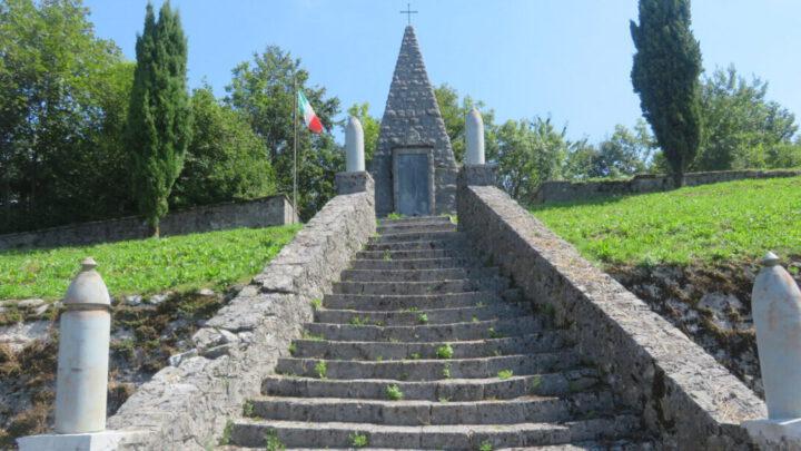 Etappe 27 Alpe Adria Trail Tribil